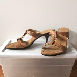 Cole Haan open-toe slide